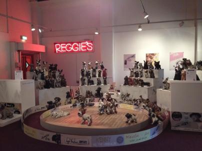 Reggie's Roller Palace.